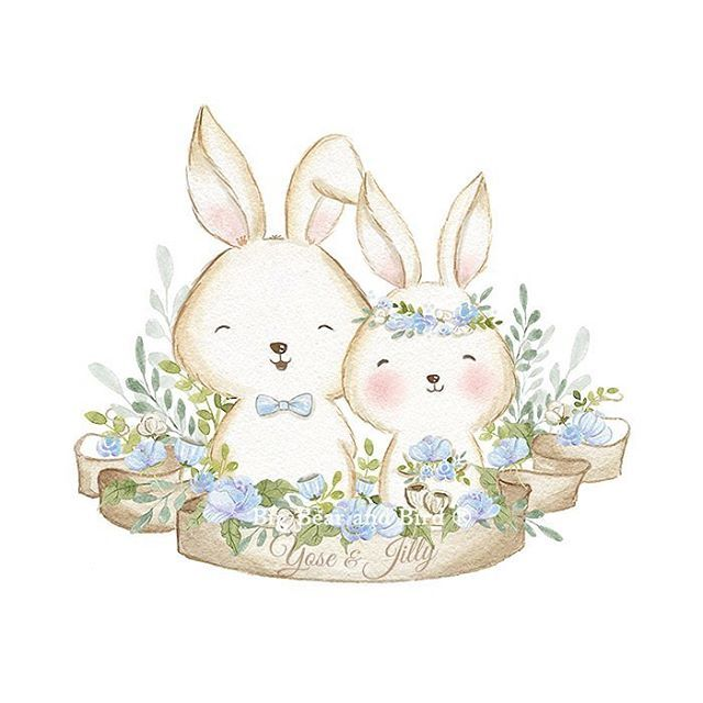 Wedding clipart bunny 237 but is somebunny in