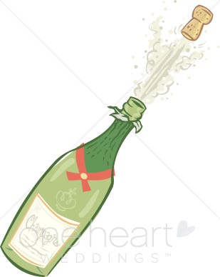 Ceremony clipart celebration Champagne Clipart Ceremony Wedding Clipart