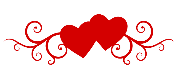 Wedding clipart double heart Heart  Clipart Wedding Download