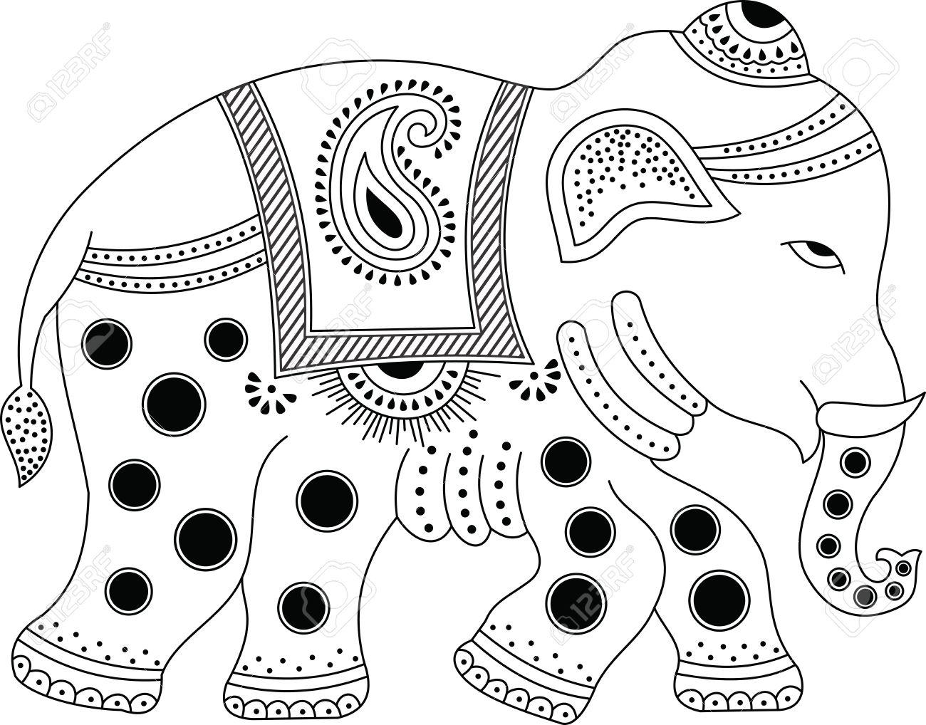 Wedding clipart elephant Elephant clipart Wedding collection Stock