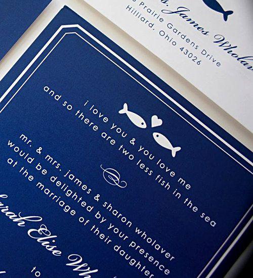Wedding clipart fishing Best Invitation Aquarium Pinterest on