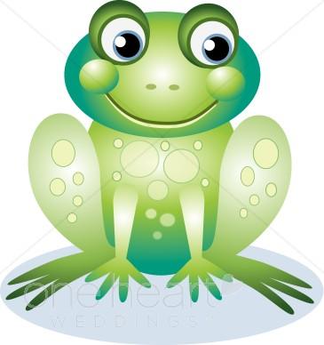 Wedding clipart frog Wedding Garden Happy Clipart Clipart