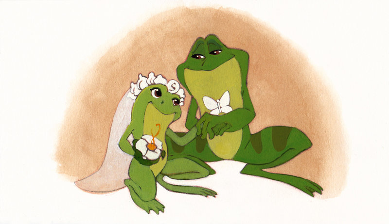 Wedding clipart frog FarHorizonToursIndia God  Rain to