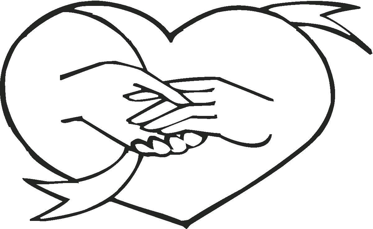 Wedding clipart hand BBCpersian7 heart Hand Hand collections