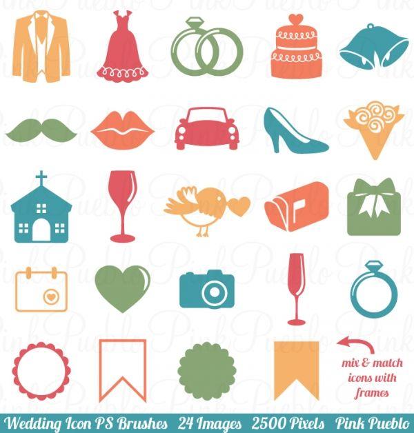 Wedding clipart icon Clip #wedding Photoshop Wedding #clipart
