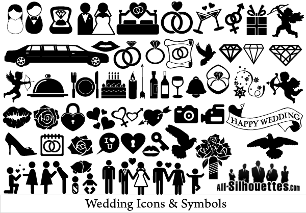 Wedding clipart icon On Art  Download and