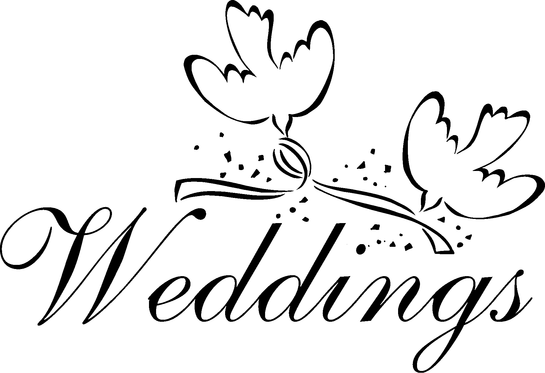 Wedding clipart our 101 Wedding Wedding – Clipart