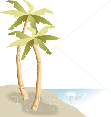 Wedding clipart palm tree Found Trees Search Palm