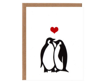 Wedding clipart penguin Penguin Wedding and Etsy in