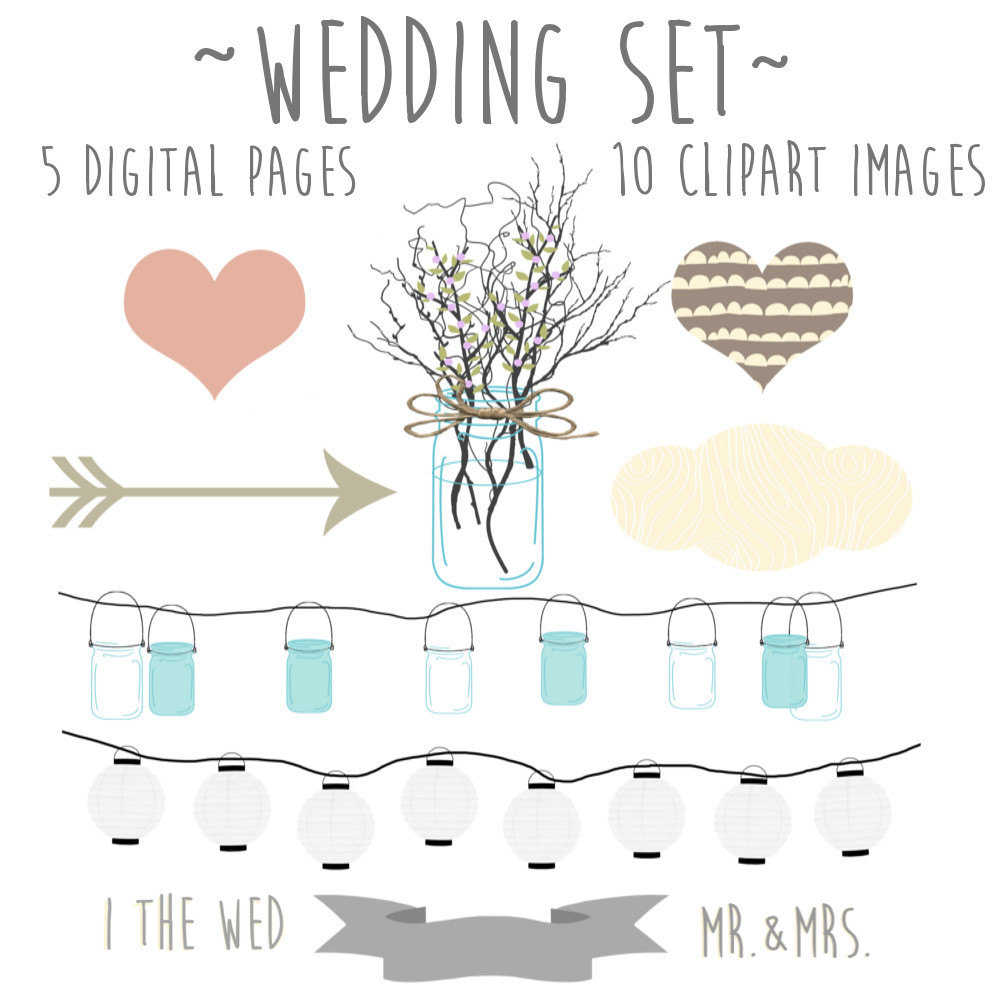 Wedding clipart rustic 25 – 101 Wedding Wedding