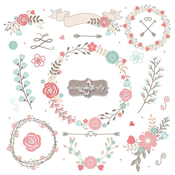 Wedding clipart rustic 13 – 101 Wedding Wedding