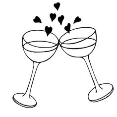 Wedding clipart saying Best Wedding art and Cliparts