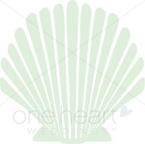 Wedding clipart seashell Printable Seasons Seashell Images Accent