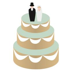 Decoration clipart wedding reception Wedding Clipart cake Free Wedding