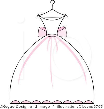 Wedding Dress clipart Wedding Dress Wedding Wedding drawings