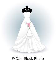 Wedding Dress clipart Wedding 810 12 dress clip