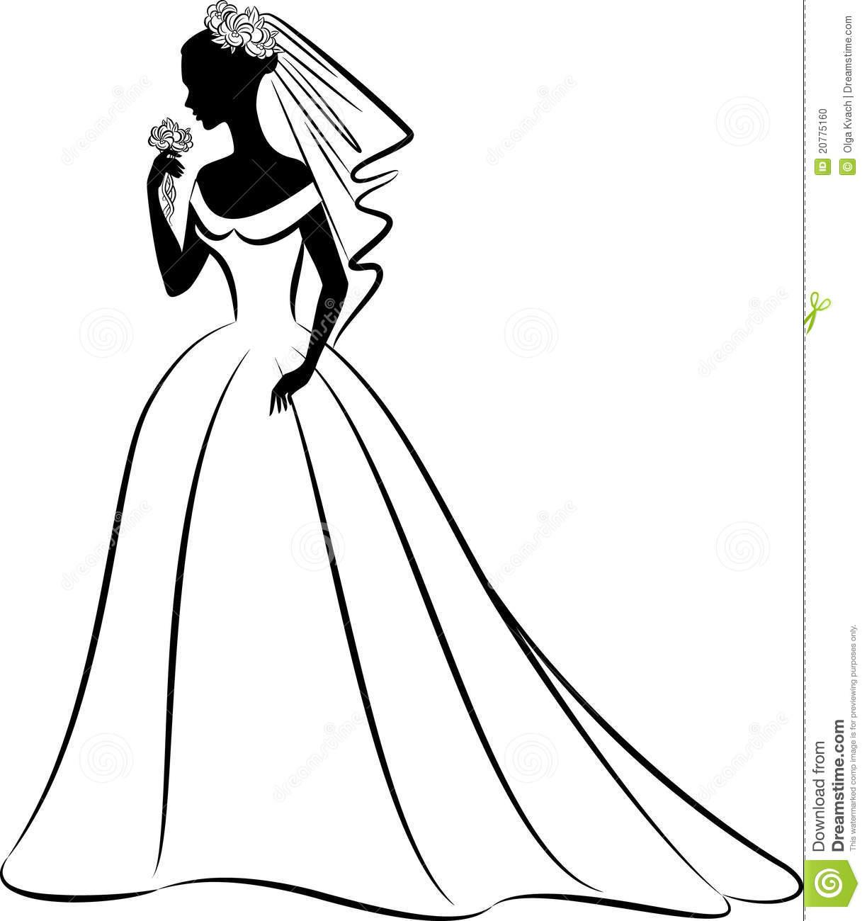 Wedding Dress clipart Download Dress Wedding Clipart Dress
