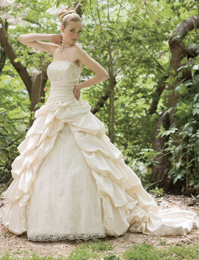 Wedding Dress clipart belle Dress Cesley's  with style