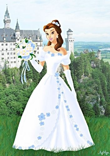 Wedding Dress clipart belle And more Clip Disney 62
