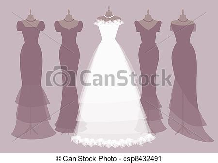 Wedding Dress clipart easy And 10 Bride Bride Art