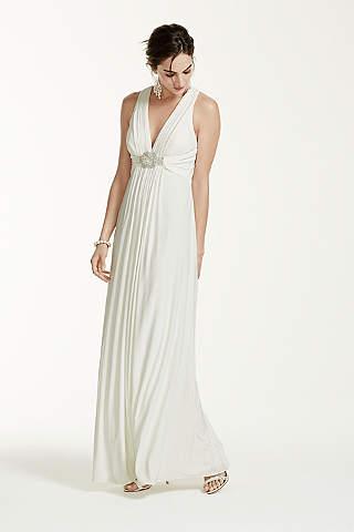 Wedding Dress clipart easy DB David's Informal Casual &