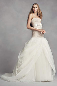 Wedding Dress clipart fashion show model Dresses Dress Vera White Vera
