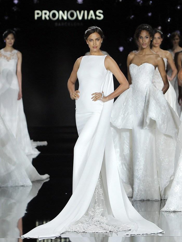 Wedding Dress clipart fashion show model Cocktail dresses Pronovias and dresses