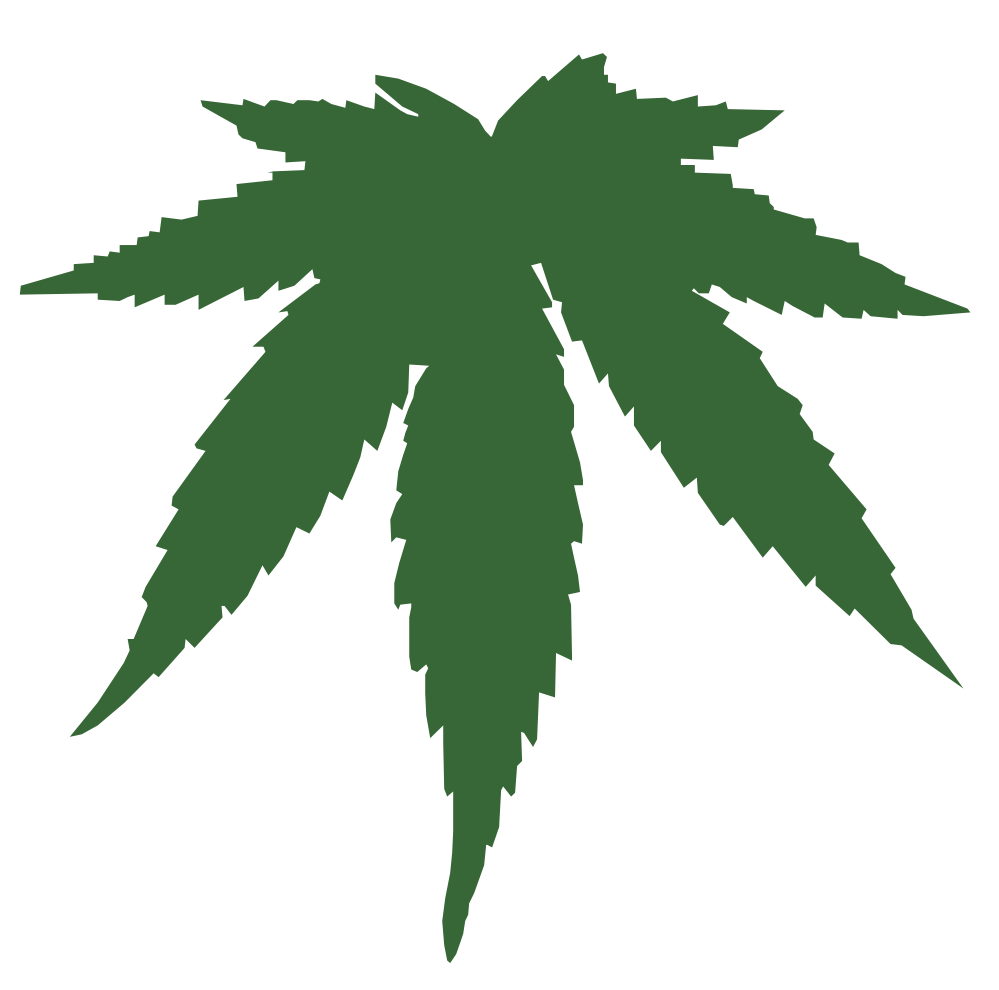 Weed clipart Clipart Weed Leaf Clipart Free