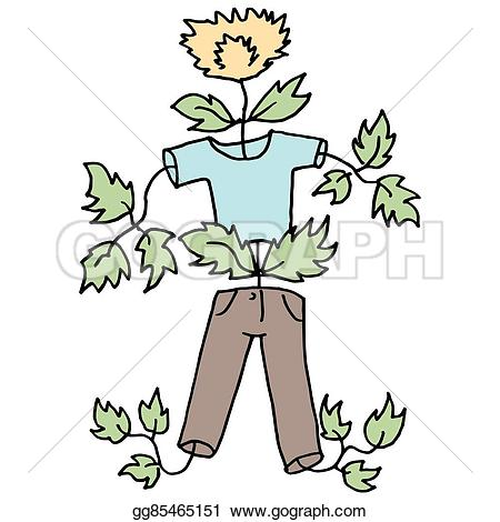 Weed clipart cartoon Kid growing like weed kid