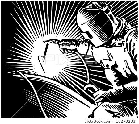 Welder clipart arc welding Welder [10273233] PIXTA Arc Welder
