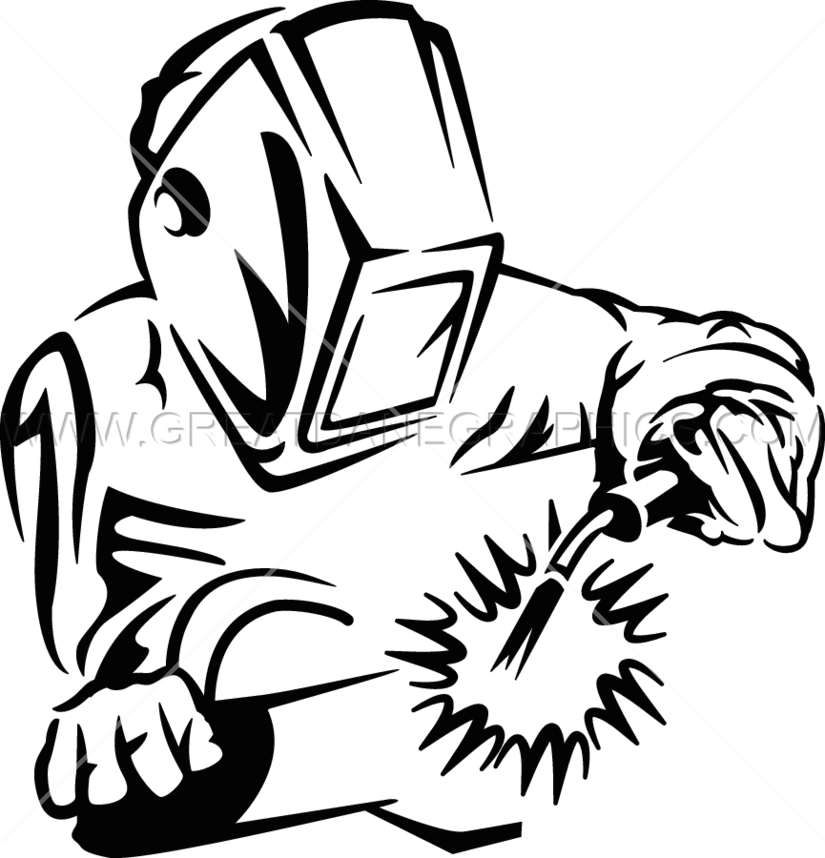 Welder clipart T Artwork Shirt Printing for