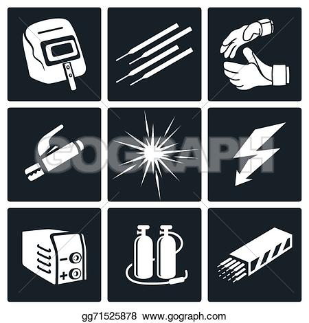 Welding clipart icon Welding icon  background collection