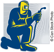 Welder clipart man Illustration Clipart royalty Welding 544