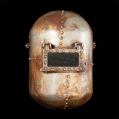 Welder clipart welding helmet Wearable  Life Bioshock Helmet