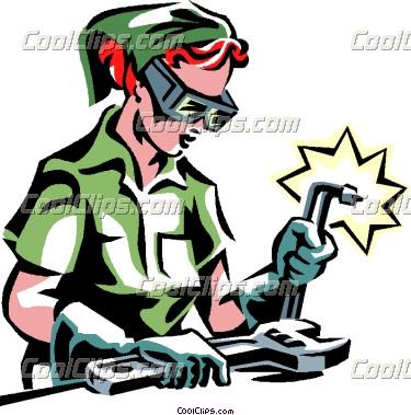 Welding clipart female Welder Images Clipart Free Clipart