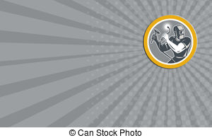 Welding clipart hammer A card  of Illustration