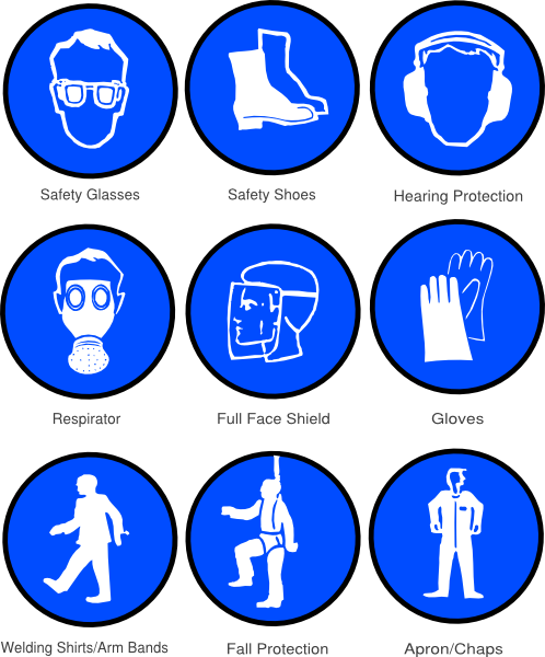 Welding clipart protective clothing Download as: clip com