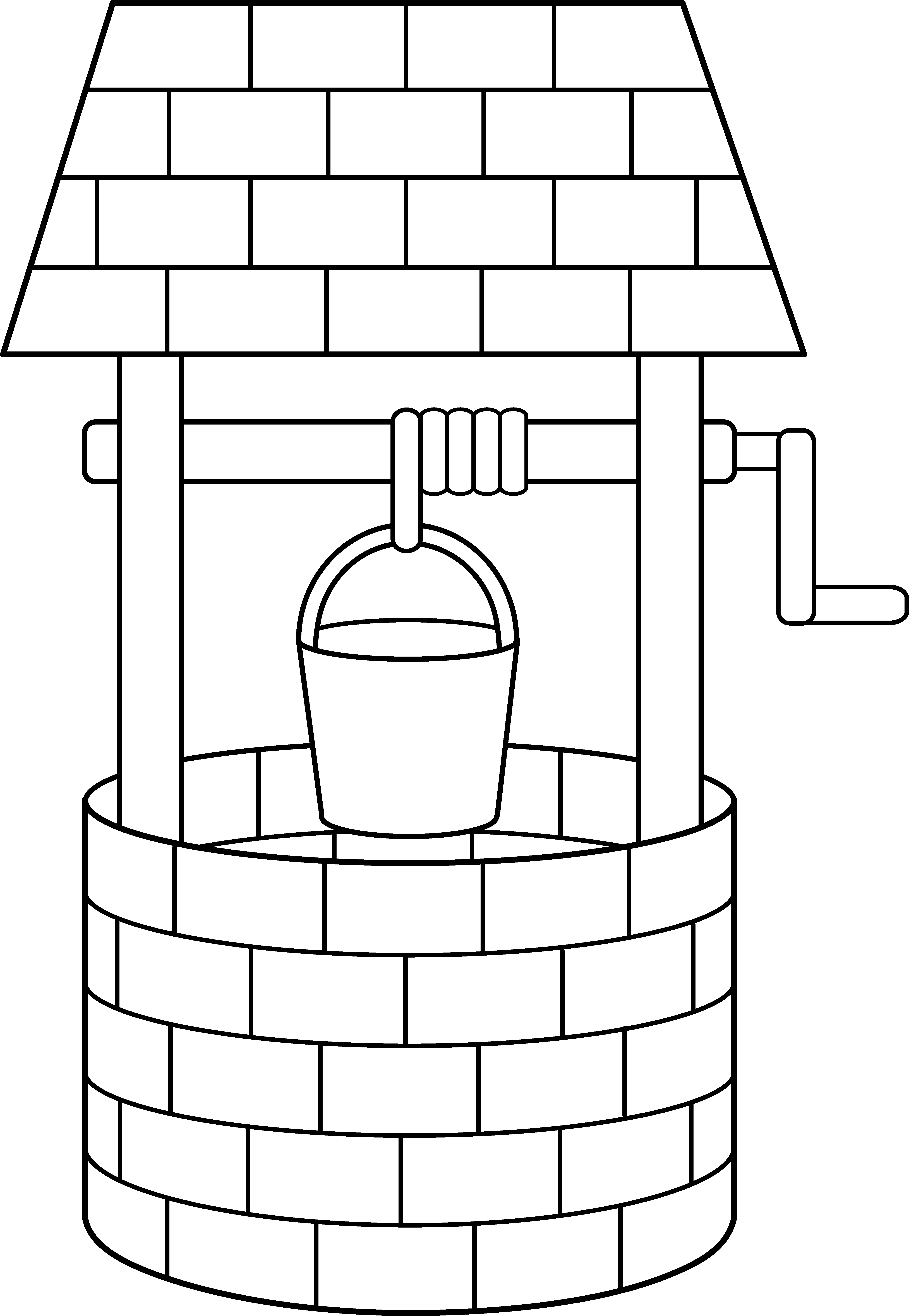 Wishing Well clipart water well Collection well Wishing Free Well