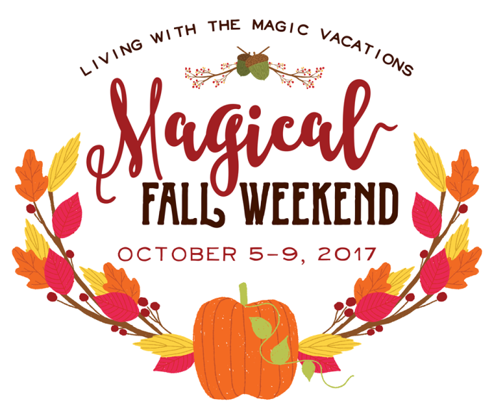 Well clipart Planning Magical Fall Weekend Disney