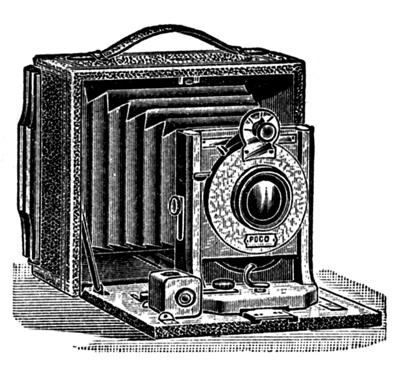 Photography clipart vintage Ear Camera Ear Stereoscope Pictures