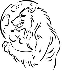 Werewolf clipart Domain Clipart Halloween art Free