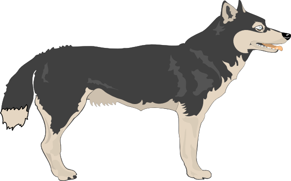 Werewolf clipart animated Clip Animated Clipart Cliparts Art