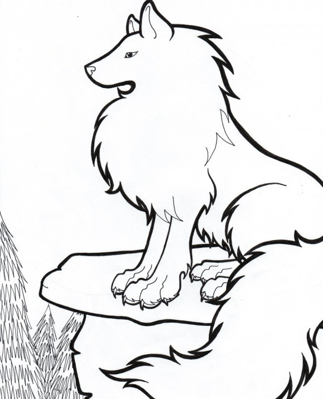 Werewolf clipart coloring Wolf Download Wolf Pages Wolf