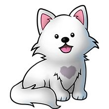 Wolf clipart cute Site art Wolf on on