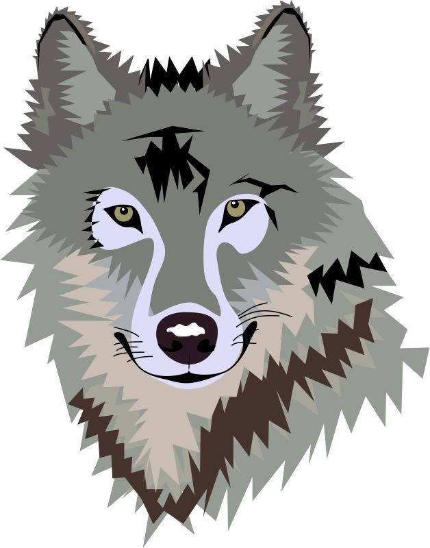 Werewolf clipart vector Images LunaPic on Wolven Pinterest