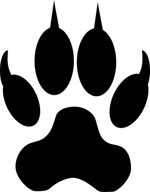 Wolf clipart silhouette Clipart Cliparting Wolf ideas art