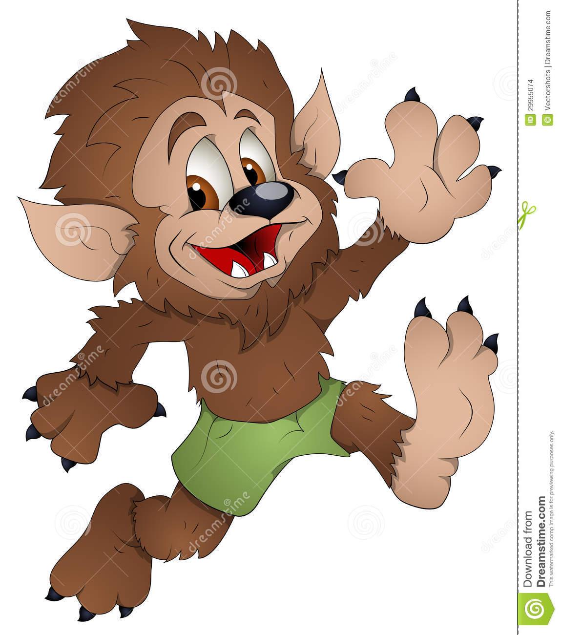 Werewolf clipart smiling  Pinterest Search Google Fall