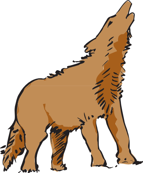Wolf clipart coyote Wolf collection clipart png Wolf