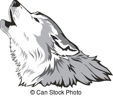 Wolf clipart vector 742 royalty head 11 Wolf