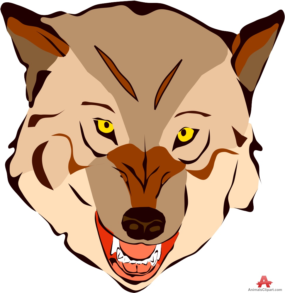 Wolf clipart snarl The Wolf of with werewolf